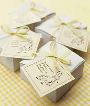 Obsequios para bodas nuevas ideas 2 bueno bonito y for Obsequios boda