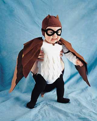 Disfraces de beb s peque o b ho bueno bonito y barato - Disfraces de buhos ...