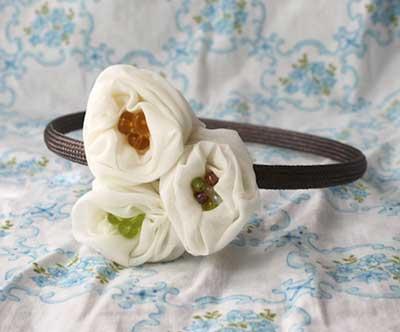 puedes - Como Hacer Diademas De Flores