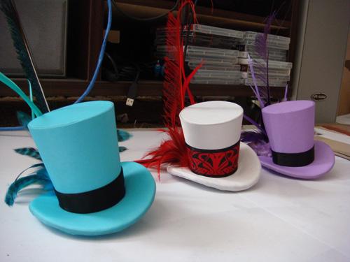 mini sombrero loco