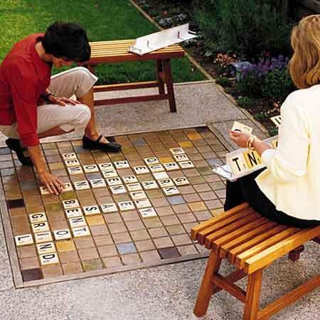 Scrabble bueno bonito y barato - Como hacer un jardin bonito y barato ...