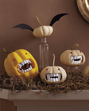 Halloween 2011 Terrorficas calabazas Bueno bonito y barato