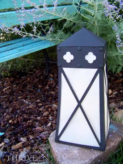 Cartulina bueno bonito y barato part 3 - Como hacer un jardin bonito y barato ...