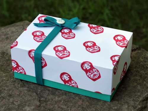 Como decorar una caja de regalos imagui - Decorar cajas de regalo ...