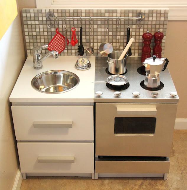 Ikea hackers: Una cocina con una cómoda Malm | Bueno, bonito y barato