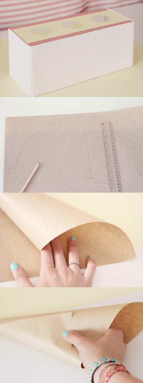 Buffet de chucher as palomitas en conos de papel bueno - Hacer conos papel ...