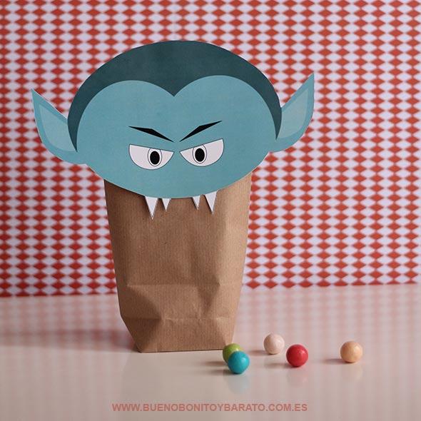 Recortable Halloween bolsas de caramelos. BBB. Bueno bonito y barato (4)
