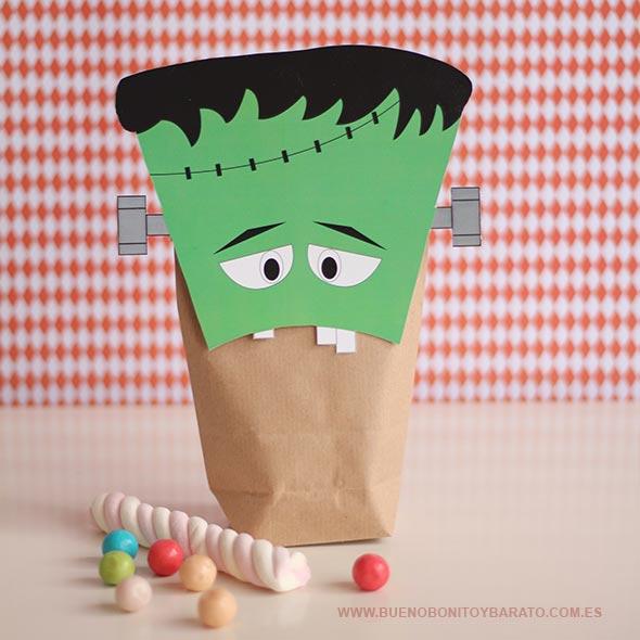 Recortable Halloween bolsas de caramelos. BBB. Bueno bonito y barato (5)
