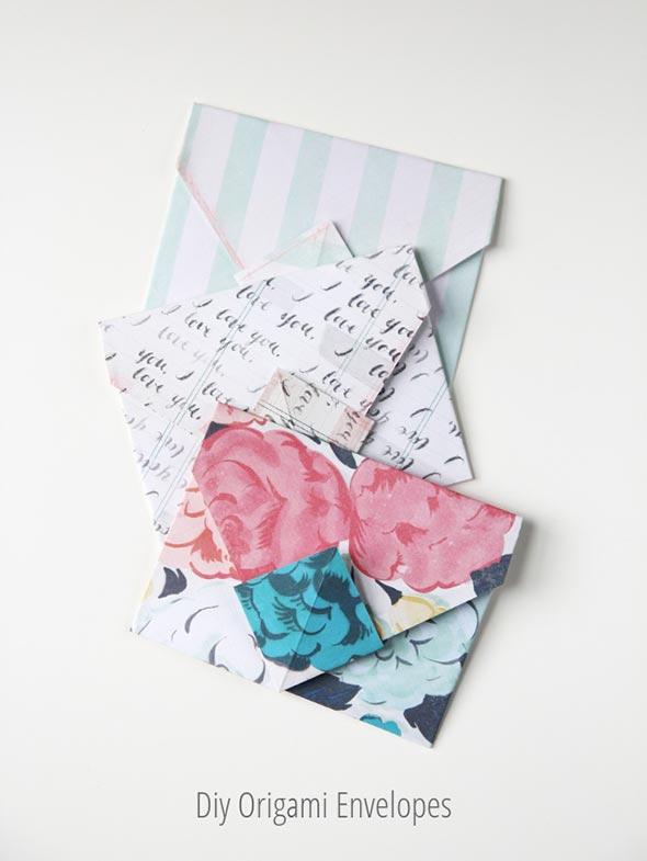 Gatherin Beauty: Cómo hacer obres de origami