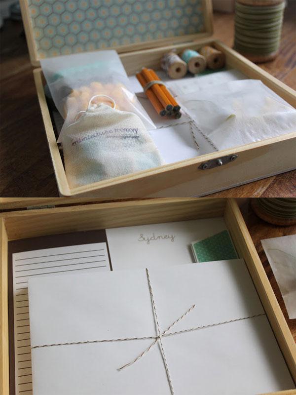 Kit-Escritura
