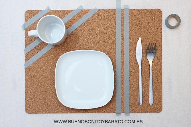 DIY salvamantel con chalkpaint Bueno Bonito y Barato (2)