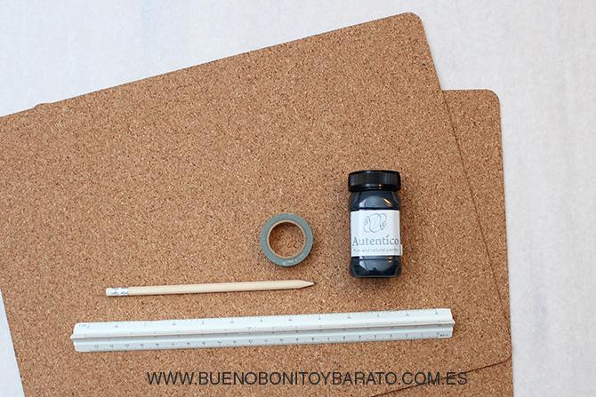 DIY salvamantel con chalkpaint Bueno Bonito y Barato (3)