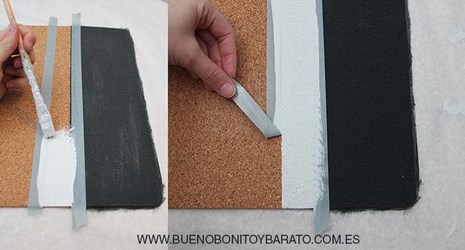 DIY salvamantel con chalkpaint Bueno Bonito y Barato (6)
